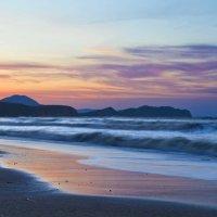 Розовый пляж :: Геннадий Валеев