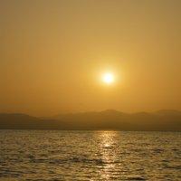 закат на кенерете :: саша