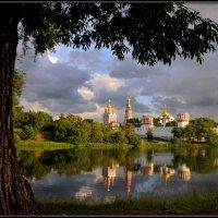 Новодевичий монастырь :: Оксана Беликина (БЕЛКА)