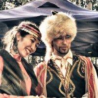 На Бажовском фестивале :: Светлана Игнатьева