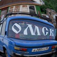 Омск-мой город :: Savayr