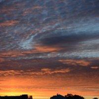 Закат на Адмиралтейской набережной :: Маргарита Вецко