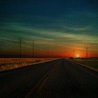 sunset :: Cristiano Frassato