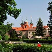 Сад на Петршином холме :: Mamatysik Наталья Бурмистрова