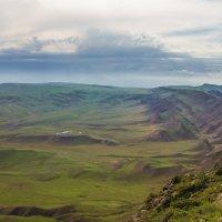 Грузино-азербайджанская граница :: Angelica Po