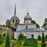 Порховская крепость :: Владимир Демчишин