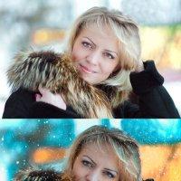 зимний портрет :: Zhanna Abramova