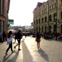 Улица Кузнецкий мост :: Алёна Лучина