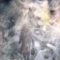...дым... :: Ольга Нарышкова