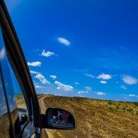 В дороге к Большому Богдо :: Артем Рыженко
