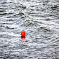 одиночное плавание :: Владимир Федоров