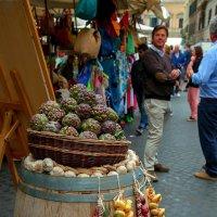 Римский базар :: Лара Комплиментова