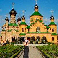 Киевский монастырь Голосеева.. Всех святых :: Елена