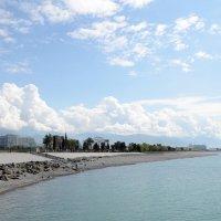 Море, горы, облака... :: Александр