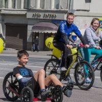 велопарад 2014 :: Юрий Ефимов