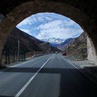Вид из тоннеля :: Иосиф Короткий