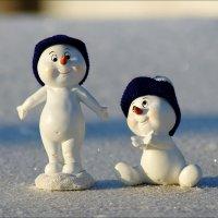 Это зима, брат! :: Igor Khmelev