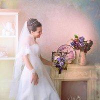 Утро невесты :: Евгения Саталкина