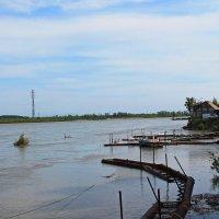 Бия после наводнения. :: Олег Афанасьевич Сергеев