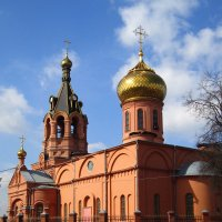 Собор Троицы Живоначальной :: Андрей Снегерёв