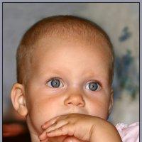 Глаза из детского дома!!! :: Nikita Volkov