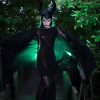 Cover Maleficent :: Алексей Савинов