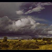 Наклонилось вдруг небо ниже..... :: Елена Kазак