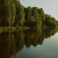 Там небеса дремали на воде :: Александр | Матвей БЕЛЫЙ