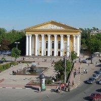 Театральная площадь в Рязани :: Александр Буянов