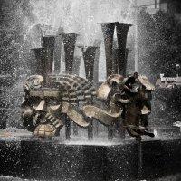 Fountain ... :: Роман Шершнев