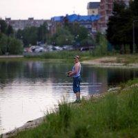 летний вечер :: Олег Петрушов