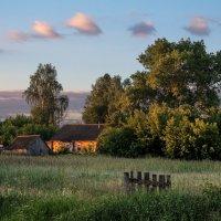 В деревне :: Максим Шилин