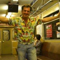 Женя в метро :: EvgenSEN Стебловцев
