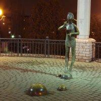 «Девочка с мыльными пузырями» :: Сергей Тимошенко