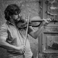 скрипач :: Vasiliy V. Rechevskiy