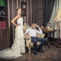 Татьяна и Борис :: Роман Грачев
