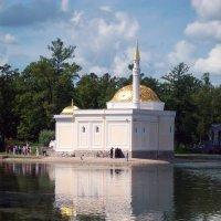 Турецкая мечеть в парке Царского села.г.Пушкин. :: Жанна Викторовна