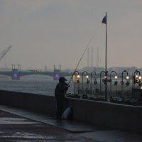 Ночная рыбалка :: Маргарита Вецко
