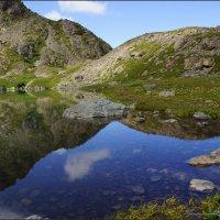 Горное озеро Красной Горы :: Наталия Григорьева