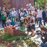 Цветы памяти :: Oleg Sharafutdinov