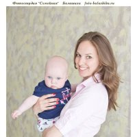 Девушка с ребенком :: Алексей Ефанов