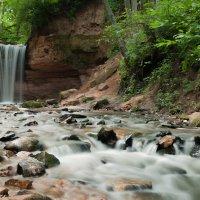 горчаковщинский водопад :: Злата Красовская