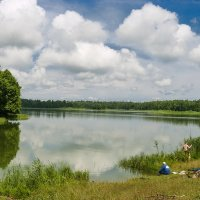 Озеро Ломпадь :: Александр Яковлев