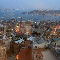 городские джунгли Стамбула :: Olga