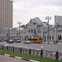 Рижский вокзал Москвы :: Сергей Антонов