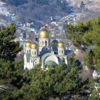 Свято-Никольский собор в Кисловодске :: Kristallos (Наталья)