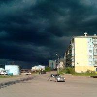 Гроза в начале июля :: Денис Антонов