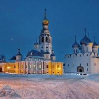 Вологодский кремль :: Валерий Талашов