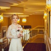 Невеста, в этот светлый миг, ты прекрасней всех!!! :: Анастасия Бондаренко