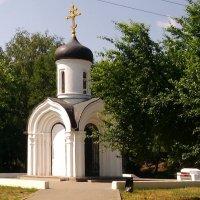 Часовня Владимирской иконы Божией матери :: Galina Leskova
